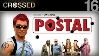 CROSSED - 16 - Postal