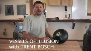 Vessels Of Illusion With Trent Bosch (woodturning Dvd Preview)