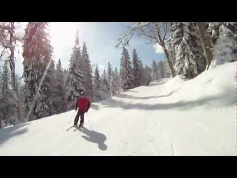 Jahorina skiing - Bosnia and Herzegovina