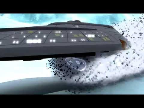 Star Trek Voyager - Timeless (Fan made CGI)