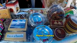 Souvenirs and Backpackers