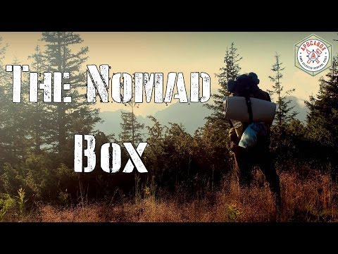Apocabox Review: The Nomad Box October 2016