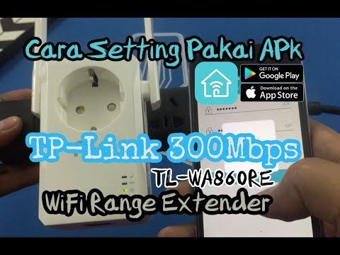 tp-link-tl-wa860re-300mbps-wifi-range-extender-(unboxing-+-tutorial)-cara-setting-pakai-aplikasi
