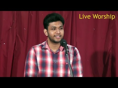 கேரூபீன் சேராபின்கள்....kerubin serabingal | Dholin | Live Worship