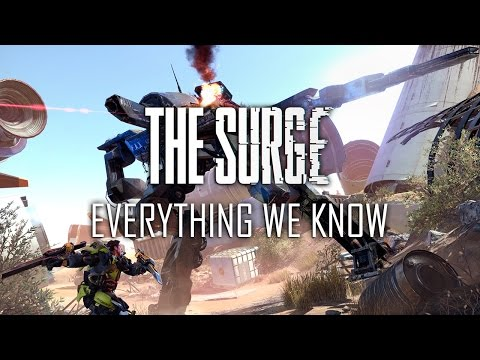 how to kill first boss in the surge