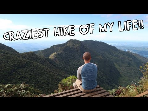THE MOST MIND-BLOWING HIKE EVER (WORLD'S END)! | Vlog #111