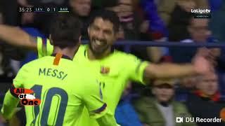 Barcelona vs valencia 5 - 0