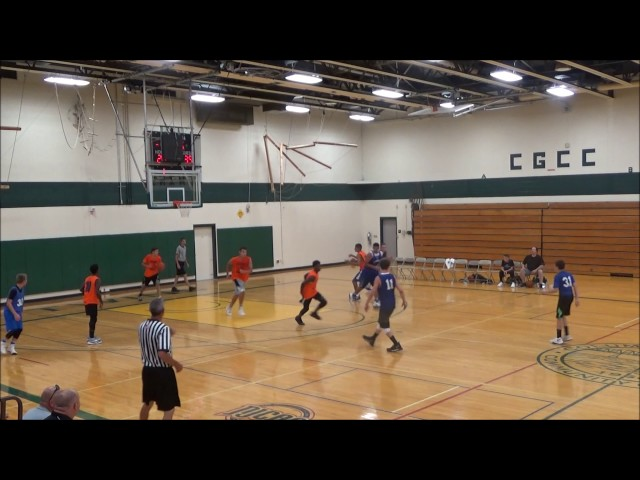 Game Highlights Boys' Varsity Summer League