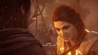Assassins Creed Odyssey _ AleXioS VS Kassandra Deimos Boss Fight