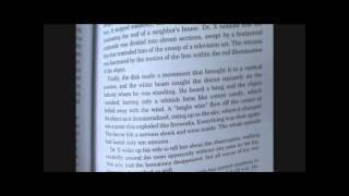 Excerpt describing paranormal activity that surrounds UFO incidents.