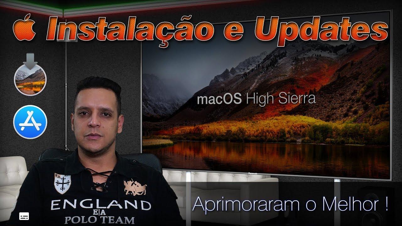 A Week With Mac OS High Sierra | Worth it ? | First impressions