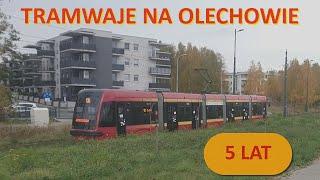 5 lat tramwaju na Olechów. Pięć lat kanału: