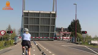 DUTCH BRIDGE OPENS  - Follega - Brug Follega