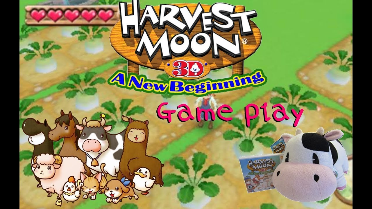 Harvest Moon Spiel