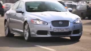 Андрей Рыбакин - Jaguar XFR