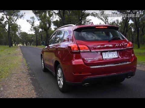 Haval H2 Lux 2WD 0 100km h engine sound