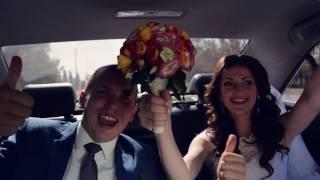 Игорь и Оксана. Трейлер свадьбы.