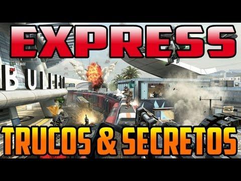 Black Ops 2: Trucos & Secretos en Express (IMPORTANTE VERLO TODO)