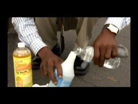 Advanage Cleans Chrome & Aluminum oxidation