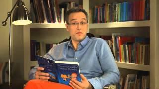 """Michał Żebrowski czyta wiersz Elizy Piotrowskiej """"Zwierzęta egzotyczne"""""""