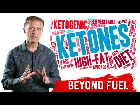Ketones Are Way More Than Just Energy Fuel