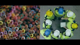 SUEZ valorise les métaux ferreux et les câbles  - SUEZ France