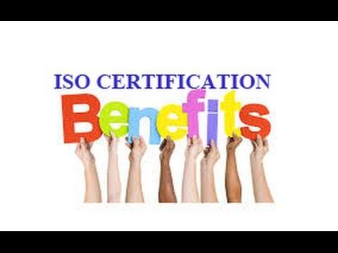 ISO | ISO Certification | BENEFITS of ISO CERTIFICATION | Importance ...