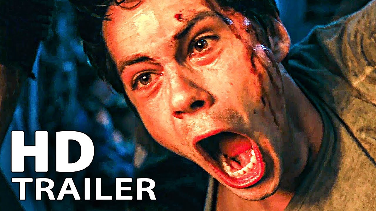 The Maze Runner 3 Trailer