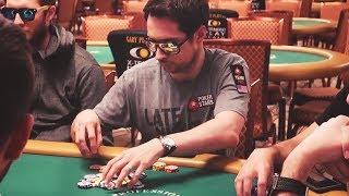 $181,790 to 1st; WSOP $565 PLO Rebuy & $537,710 to 1st; $5,000 NLH;