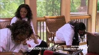 Braxton Family Values: New Season Sneak Peek