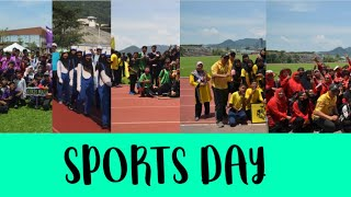 Sports Day (SMKHC) - 2019