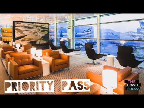 What Is Priority Pass And How To Obtain It (Airport Lounge Membership)