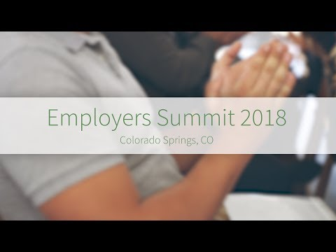 Colorado Springs Employers Summit 2018