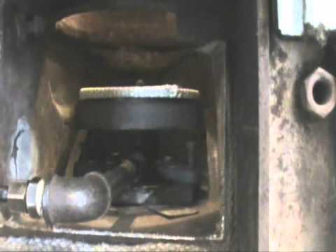 aga oil burner service part 3 youtube rh youtube com Parts Manual oil-fired aga service manual