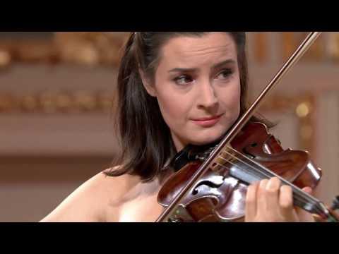 Amalia Hall plays Mozart and Bach - Stage 3 - International Wieniawski Violin Competition BINAURAL