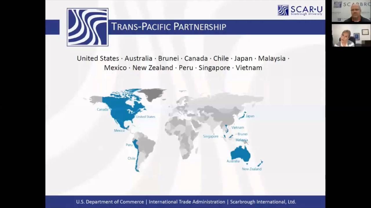 What Is Tpp What Countries Are Involved In Tpp How Will Us