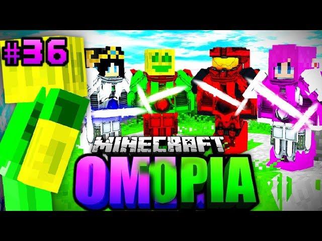 ZEITREISE nach UTOPIA?! - Minecraft Omega #036 [Deutsch/HD]