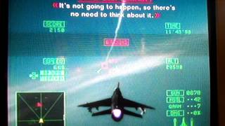 "Ace Combat 5 veteran mission"" Arkbird part 2"""