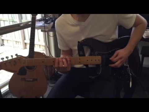 My Baby Intro Guitar Lesson Cold Chisel Youtube