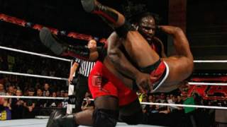 Raw: Evan Bourne & Mark Henry vs. John Cena & Michael Tarver