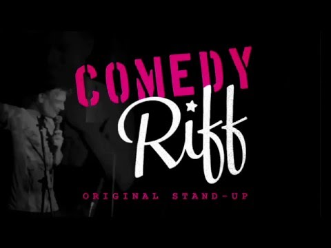 Comedy-Riff-Premiere am 25.2.2016 in Hamburg-Volksdorf