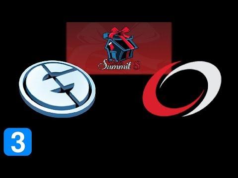 EG vs coL Game 3 Dota Summit 8 Highlights Dota 2