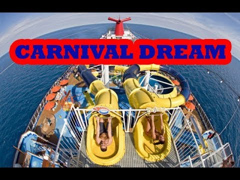 Carnival Dream tour and tips
