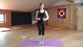 joga - tadasana samasthiti