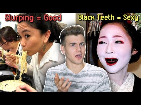 Thumbnail: Weird Things About Japan You Never Knew