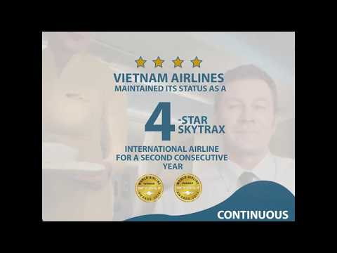 Vietnam Airlines exceeds business targets in 2017