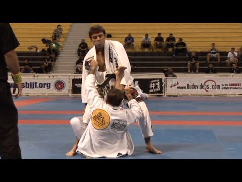 """Mario Reis VS Wellington """"Megaton"""" Dias / World Championship 2008"""
