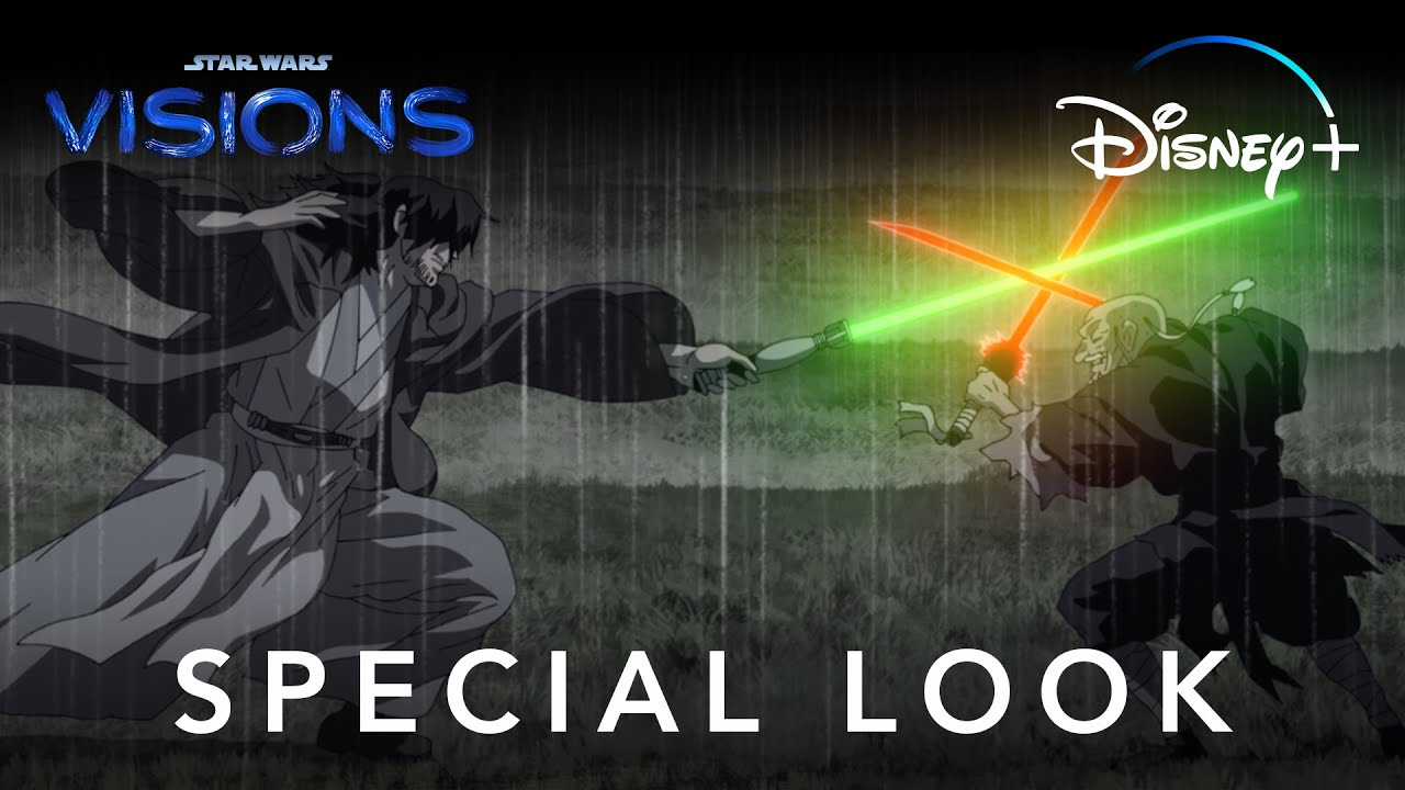In 'Star Wars: Visions,' Lucasfilm and Anime Join Forces, and Go ...