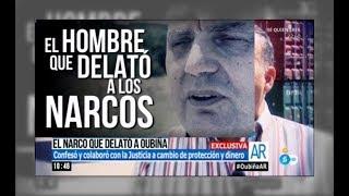 El narco arrepentido Padin de la 'Operacion Necora' - Aduanas SVA