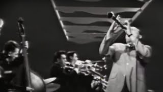 """Woody Herman And His Orchestra """"Caldonia"""" on The Ed Sullivan Show"""